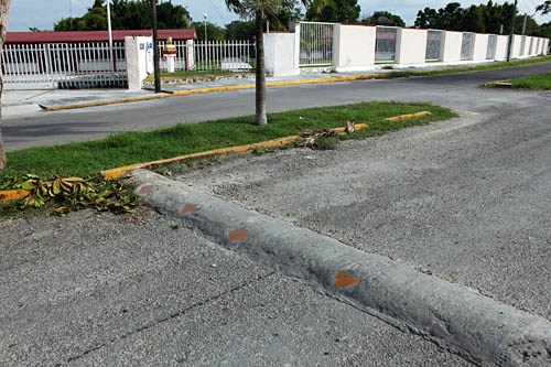 Speed bump - Senate Asks Ministry of Works to Remove All Illegal Speed Bumps On Federal Roads
