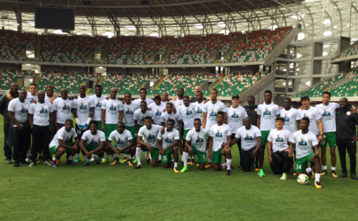 Photo of Super Eagles Dedicate 2018 FIFA World Cup Qualification to Carl Ikeme