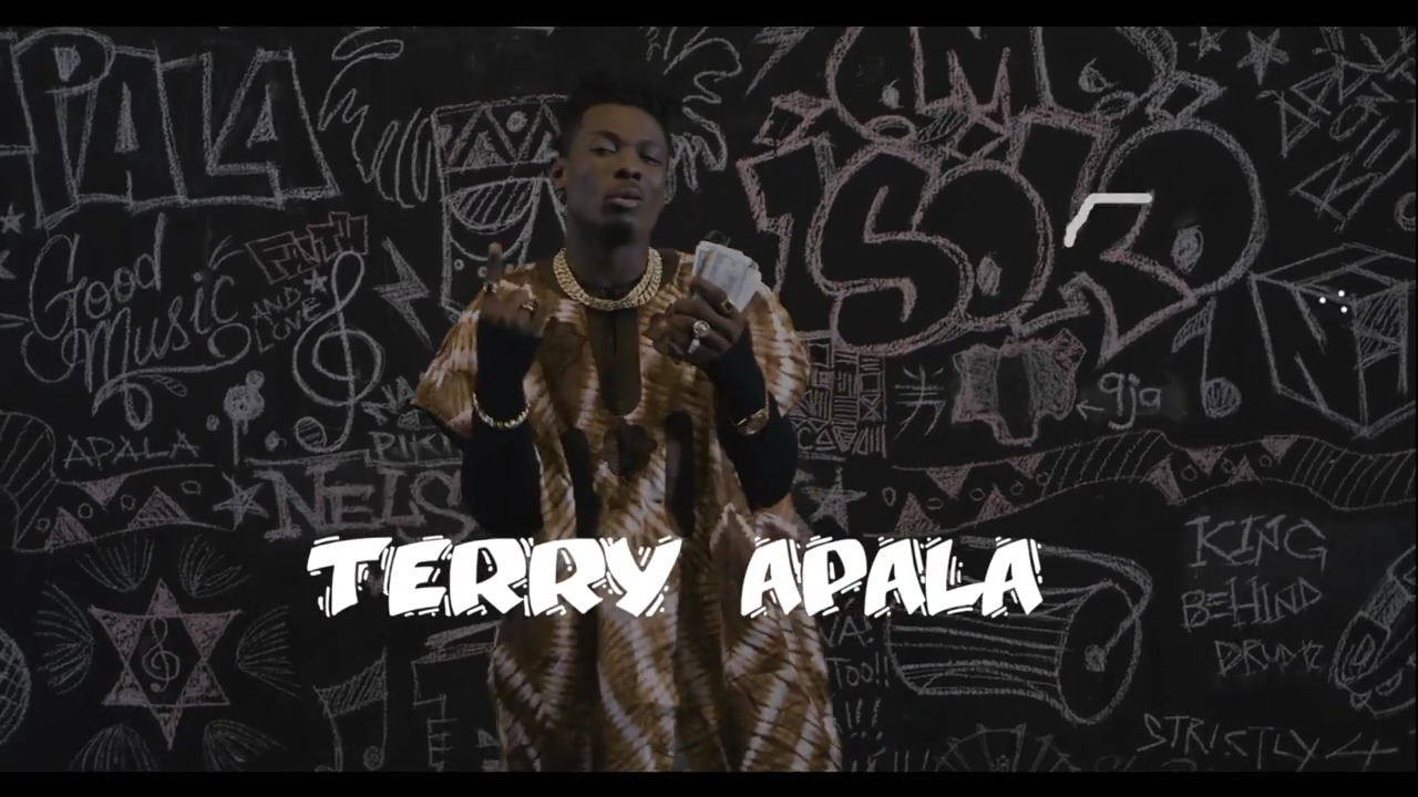 Terry Apala ft. Musiliu Ishola – 'Palongo'