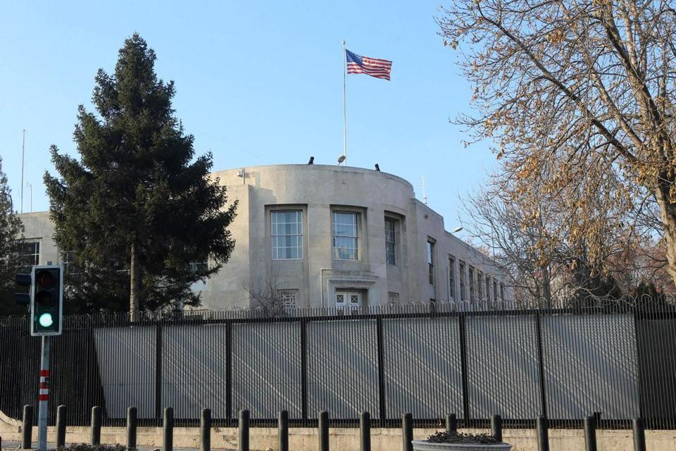 Photo of U.S. Embassy In Turkey Stops Issuing of All Non-immigrant Visas