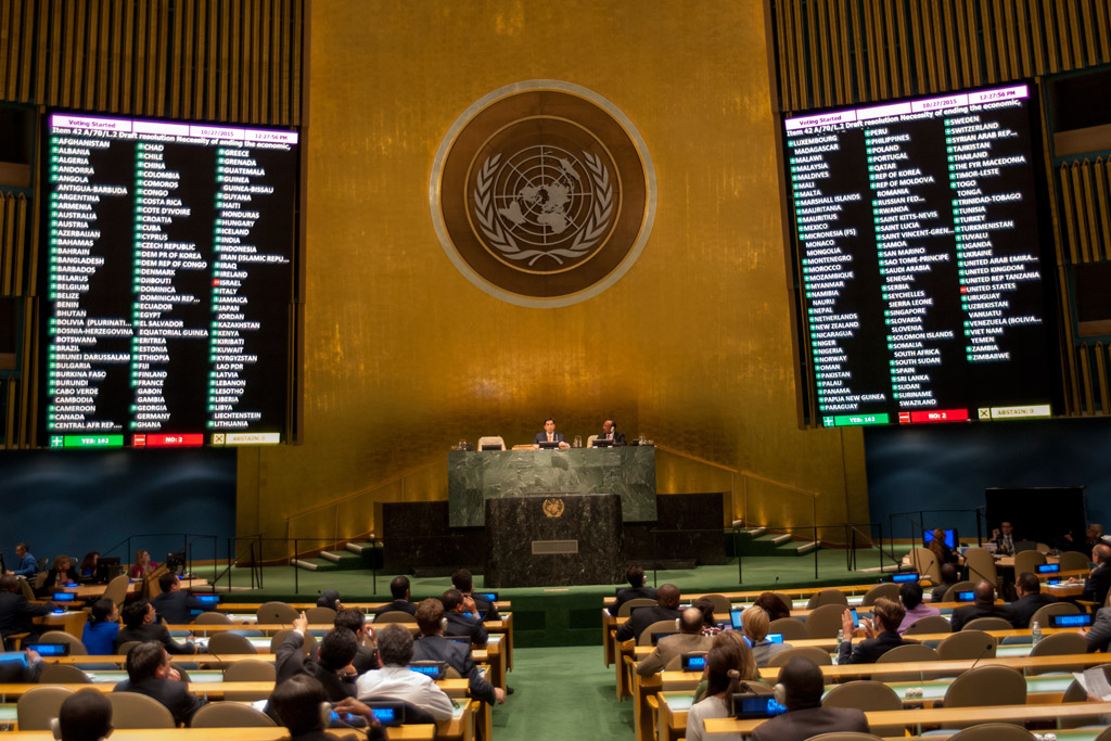 UN General Assembly - Nigeria, 14 Other Countries Elected Into UN Rights Council