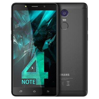 Uhans Note 4 Specifications and Price in Nigeria, Kenya & Ghana