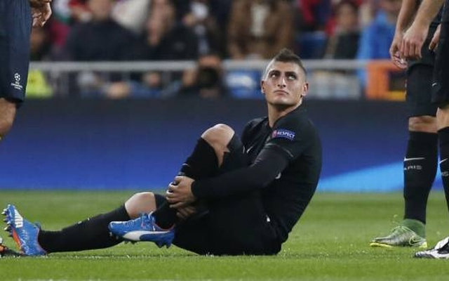 Photo of PSG midfielder Marco Verratti ruled out of Italy's World Cup qualifier