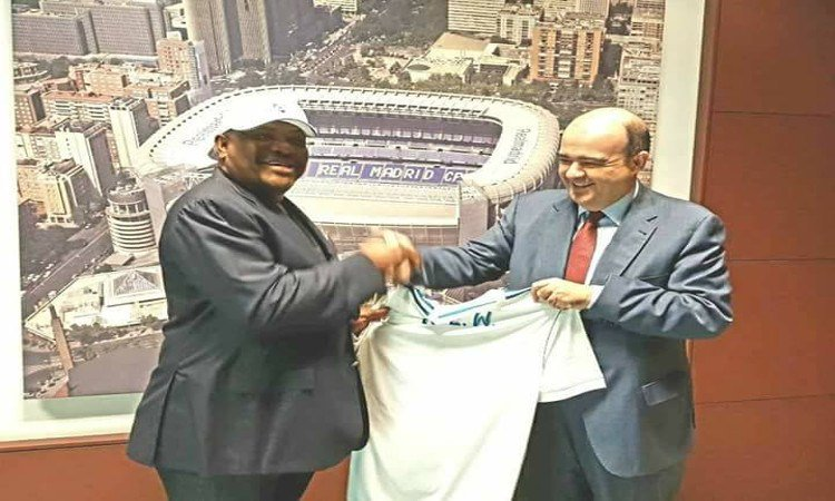 Photo of Real Madrid to Establish Football Academy In Rivers State