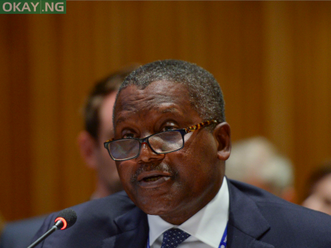 Photo of Dangote Pledges $100m to Tackle Malnutrition In Nigeria