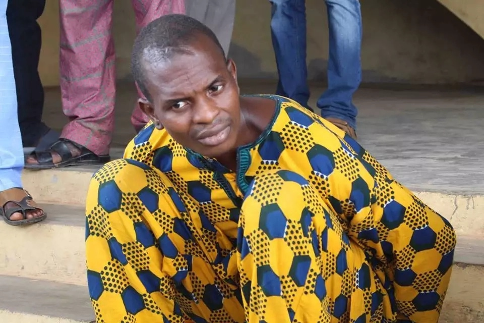 Photo of How We Planned to Attack Ondo State- Arrested Boko Haram Member Confesses