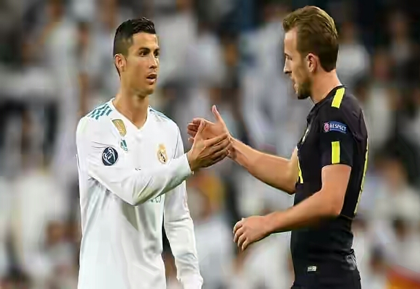 Photo of Harry Kane Beats Cristiano Ronaldo's Premier League Record