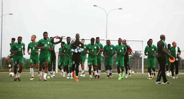 Photo of Victor Moses, Alex Iwobi Absent As Super Eagles Begin Training In Uyo