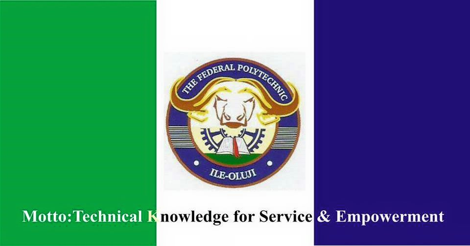 fed poly il oluji - Federal Polytechnic Ile-Oluji Post UTME Result For 2017/2018 Academic Session Released