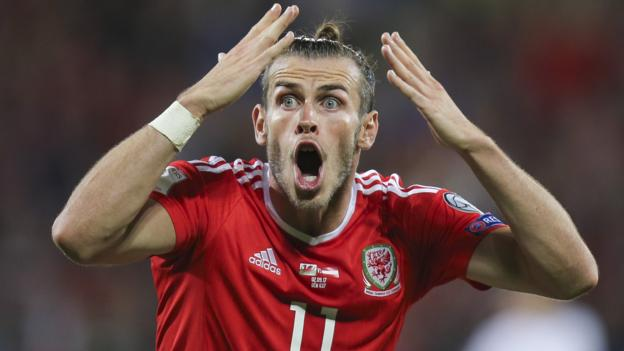 garethbale - Wales: Bale Ruled Out Of 2018 World Cup Qualifiers