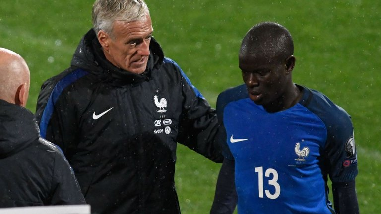 Photo of Kante Ruled Out of France's Final 2018 FIFA World Cup Qualifier