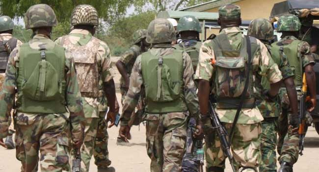 Photo of Army foils attack by Boko Haram terrorists in Yobe