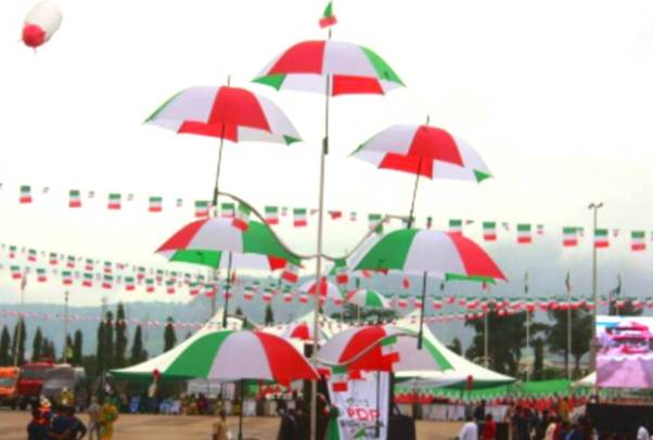 PDP NEC Approves December 9 For Party's National Convention