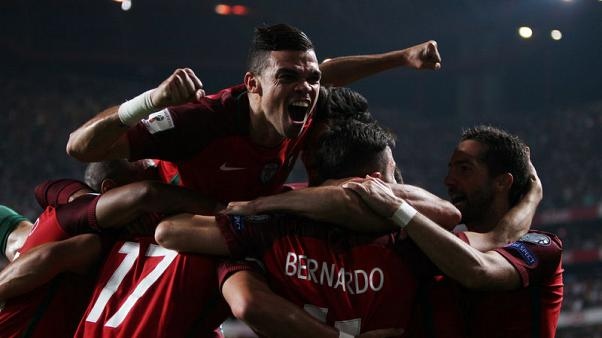portugal - Portugal beat Switzerland to qualify for World Cup