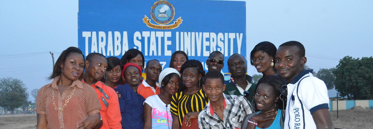 taraba state university - TASU 2017/2018 Post-UTME Screening Registration Announced