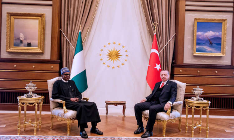 Photo of Turkey, Nigeria to Enter Agreement to Stop Illegal Importation of Arms