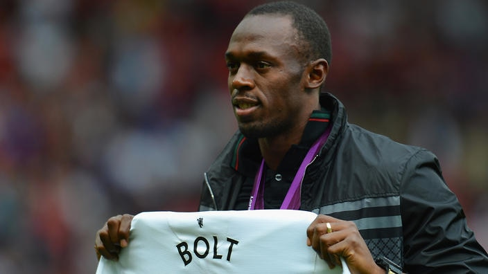 Photo of Usain Bolt to Begin His Football Career Next Year