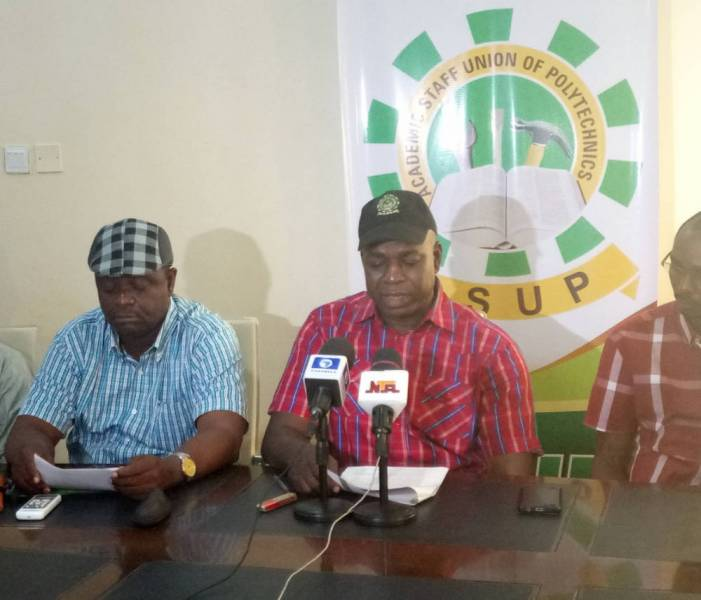 Photo of ASUP to Commence Indefinite Strike On Monday