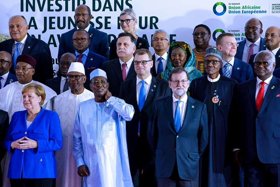 Photo of PHOTOS: President Buhari Participates at the Opening Ceremony of 5th AU-EU Summit In Abidjan