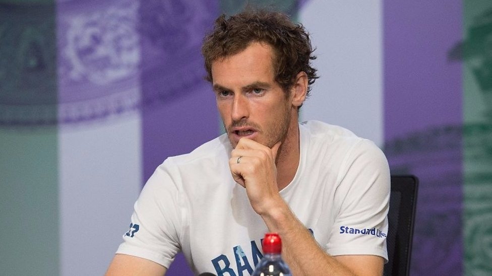 Photo of I'll Come Back When I'm Ready and 100% Fit – Andy Murray On His Injury