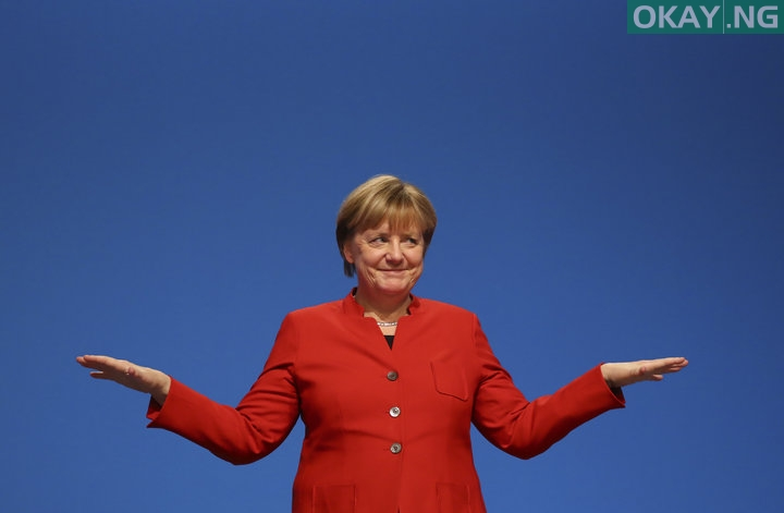 Photo of Angela Merkel Re-elected For Fourth Term As German Chancellor