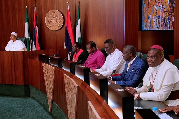 Photo of CAN Asks President Buhari to Remove Nigeria From Religious Organisations