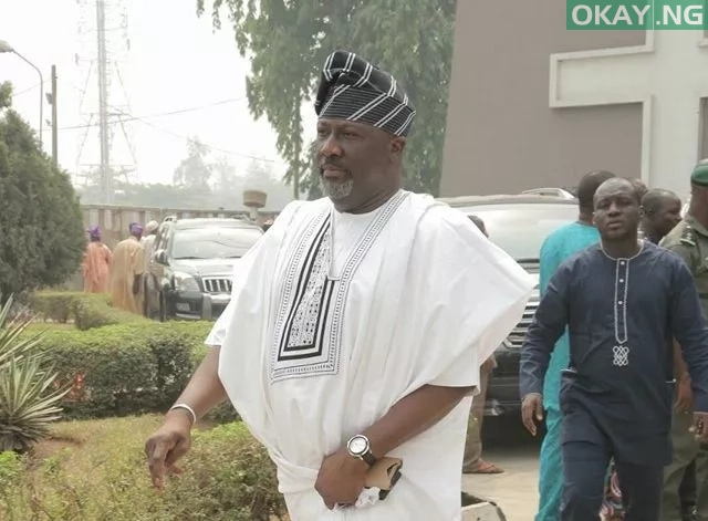 Dino Melaye released from detention after two weeks