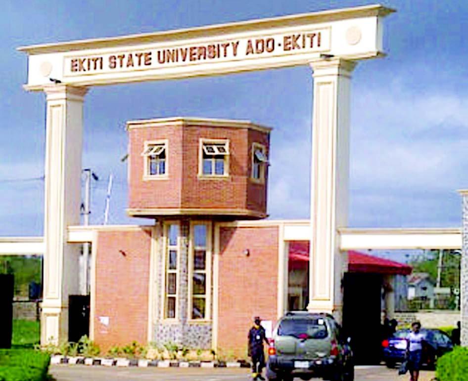 EKSU 1 - Ekiti State University (EKSU) 2017/2018 Admission List Released