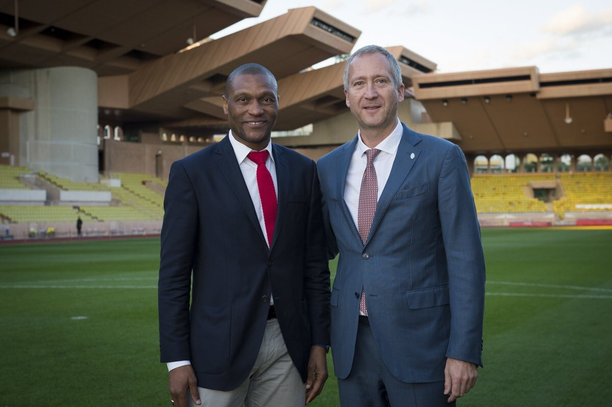 Michael Emenalo unveiled as Sporting Director at AS Monaco