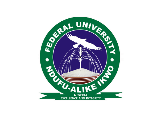 FUNAI - Federal University Ndufu Alike, Ikwo (FUNAI) 2017/2018  (2nd Batch) Pre-degree/Foundation Programme Admission List