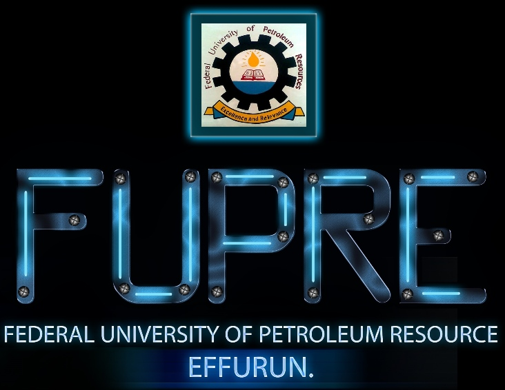 Federal University of Petroleum Resources Effurun (FUPRE) 2017/2018 Academic Calendar