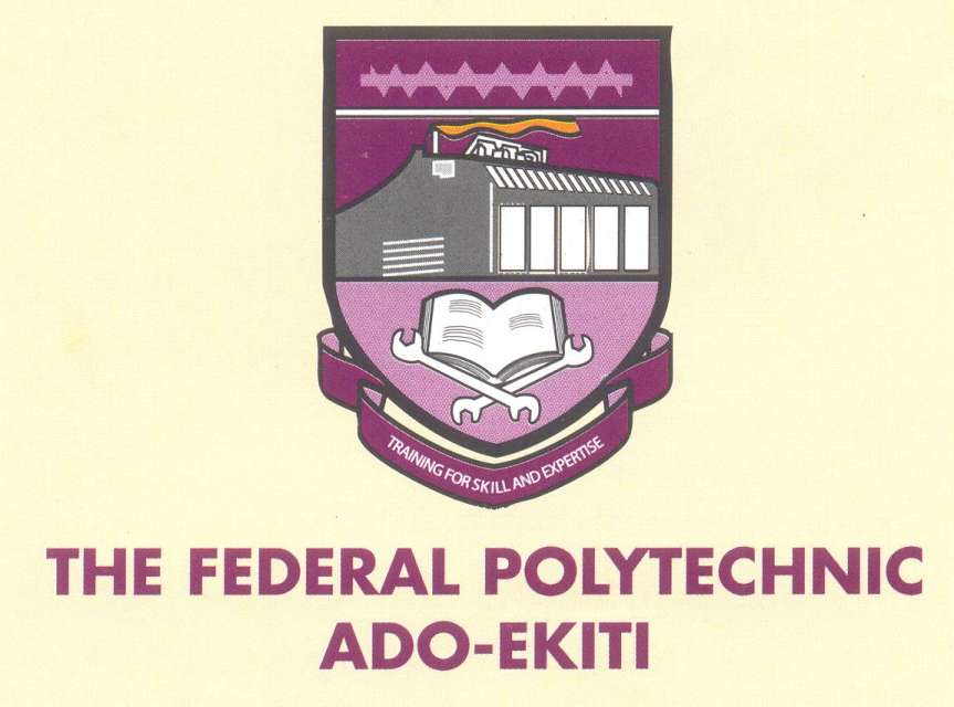 Fed Poly Ado Ekiti - Federal Polytechnic Ado-Ekiti 2017/2018 National Diploma (ND) Full-Time Departmental Cut-off Marks