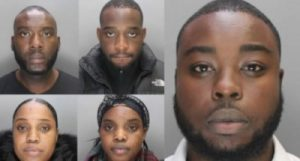 Photo of London Court Sentence 5 Nigerians To Jail Over Telephone Banking Fraud