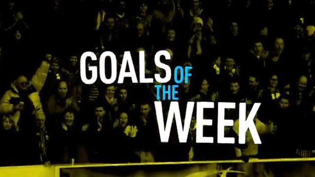 Photo of VIDEO: Top 10 Goals of the Week – (7/11/17)