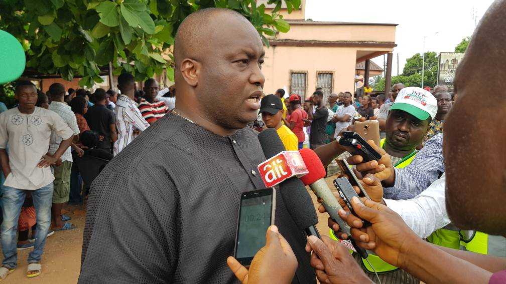Photo of Why I Left PDP For APGA – Ifeanyi Ubah