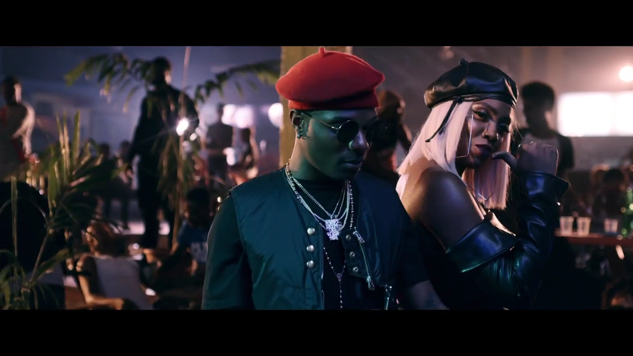 Photo of VIDEO: Tiwa Savage ft Wizkid & Spellz – Malo