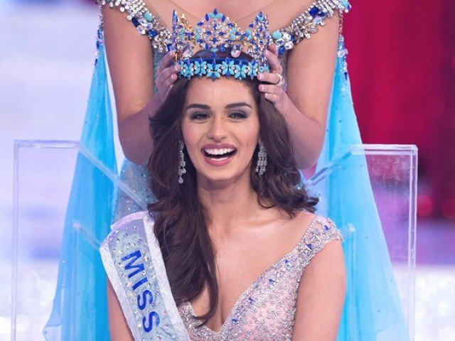 Photo of Miss India, Manushi Chhillar Crowned Miss World 2017