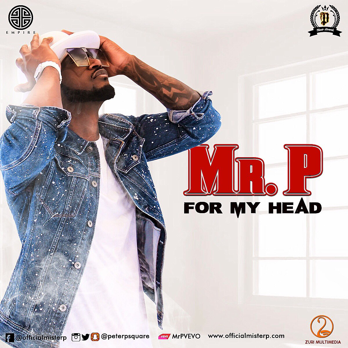 Mr P For My Head