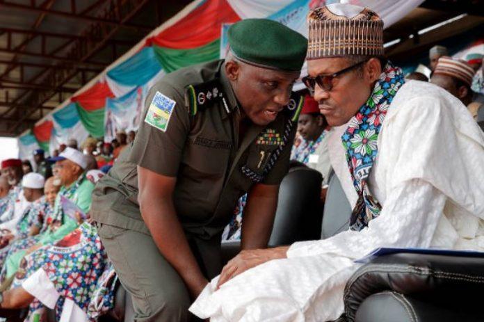 Muhammadu Buhari Police - President Buhari Orders Immediate Reinstatement of Governor Obiano's Security Aides