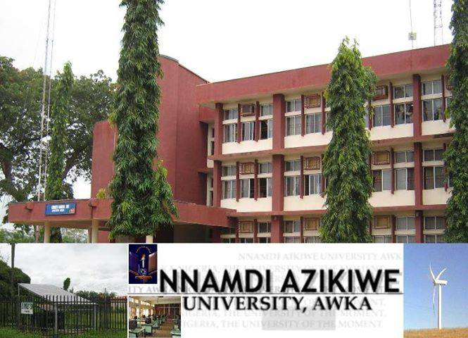 Nnamdi-Azikiwe-University (UNIZIK) 2017/2018 Update On Admission List