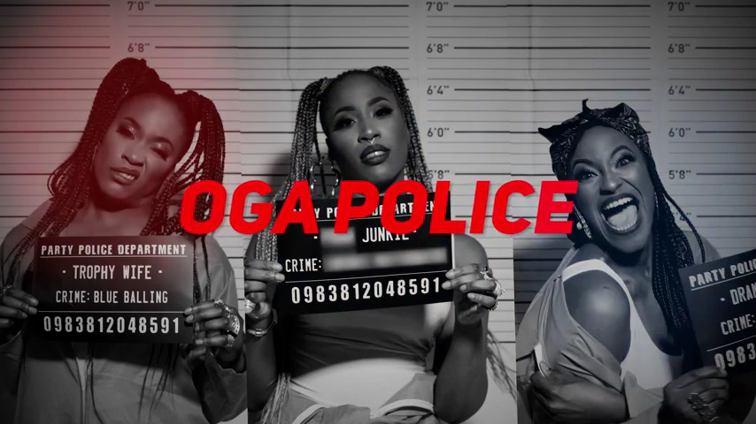 Photo of VIDEO: ShiiKane – Oga Police Reloaded
