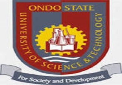 Ondo State University of Science and Technology - Ondo State University of Science and Technology (OSUSTECH) 2017/2018 Admission List Released