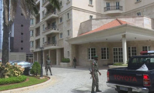 Osborne Towers Ikoyi