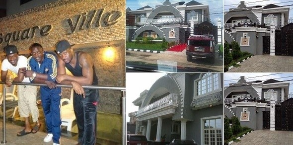 Photo of P-Square Puts Up Their 'Square Ville' Mansion For Sale