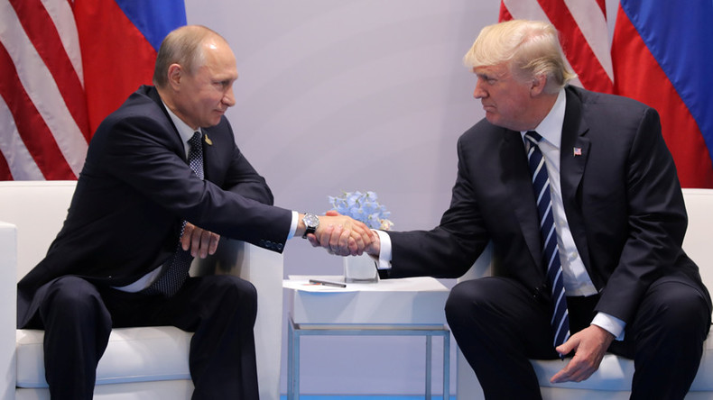Putin and trump - Putin & Trump To Meet At APEC Summit In Vietnam