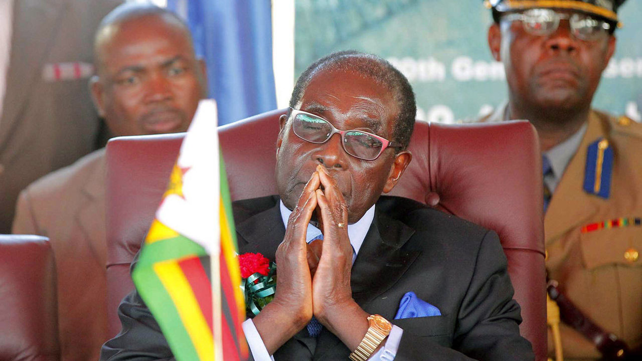 Photo of Zimbabwean Government Declares Public Holiday For Robert Mugabe's Birthday