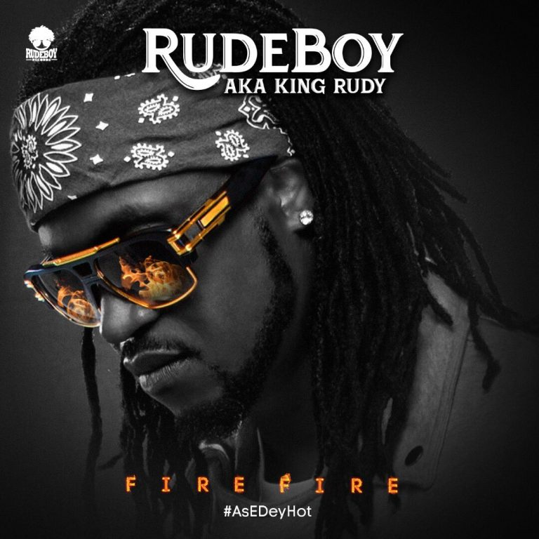 Rudeboy (P-Square) Fire Fire