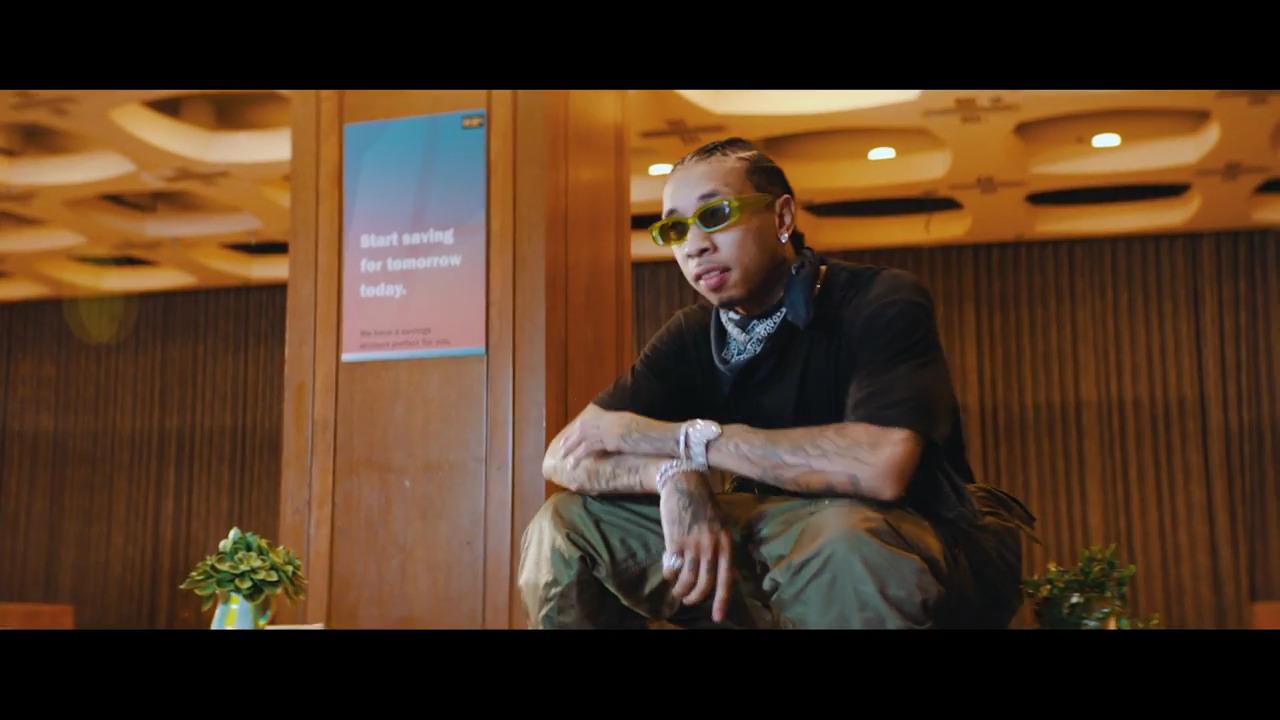 Tyga Nigga Wit Money Video