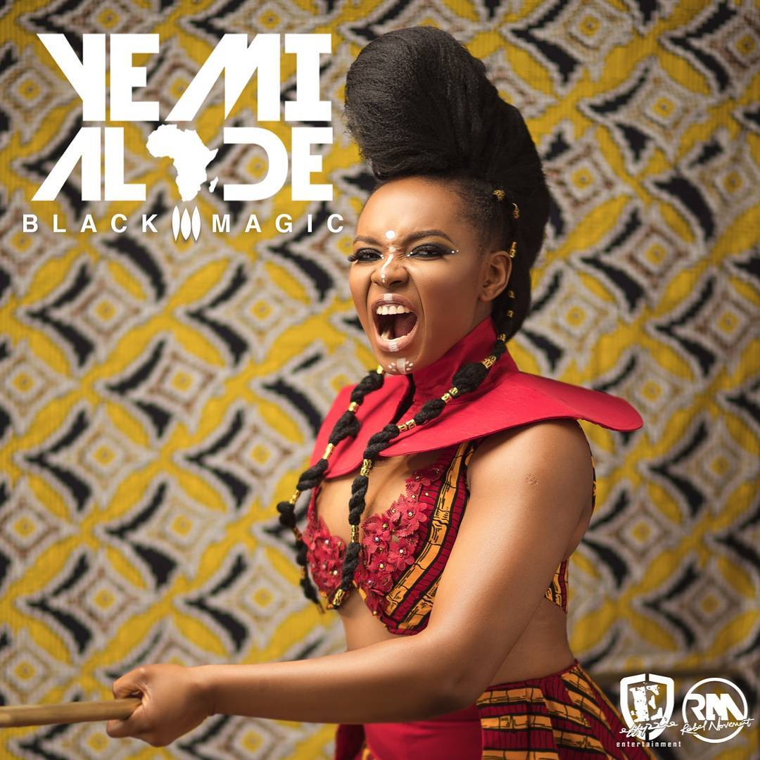 Yemi Alade Black Magic