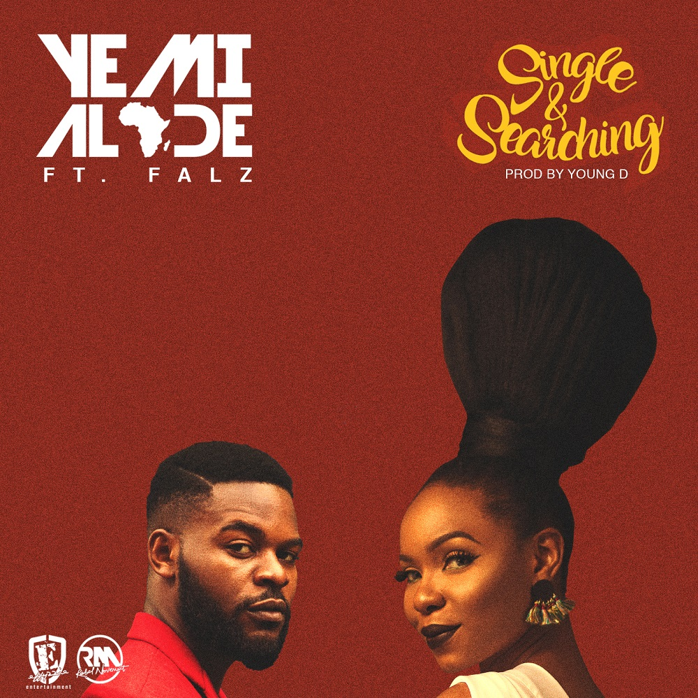 Yemi Alade ft. Falz – Single & Searching Download MP3